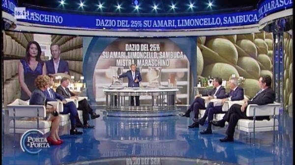 Dazi Usa: possibili perdite fino al 35% per l'export di liquori italiani