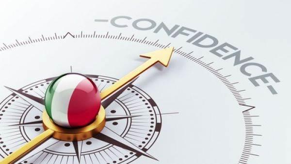 Nielsen: sale la fiducia dei consumatori italiani. In discesa nel resto d'Europa