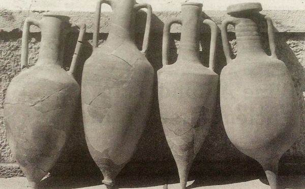 "In Israele scoperta antica ""fabbrica"" del vino"