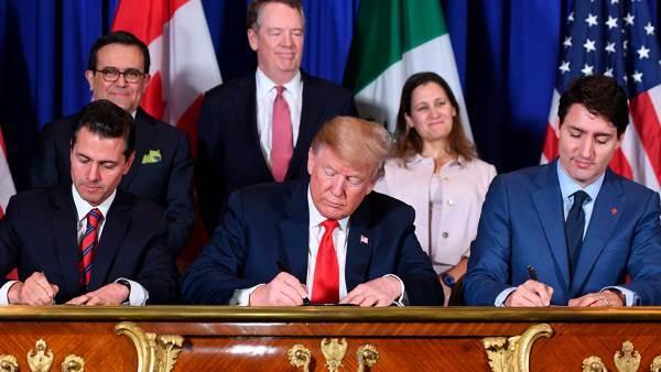 Addio Nafta, dal 1° luglio è in vigore l'accordo Usmca