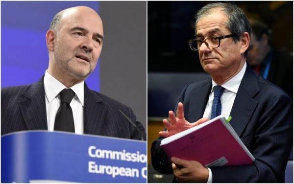 """Ecco la lettera della Ue all'Italia: nel bilancio """"deviazione senza precedenti"""" dal Patto europeo"""