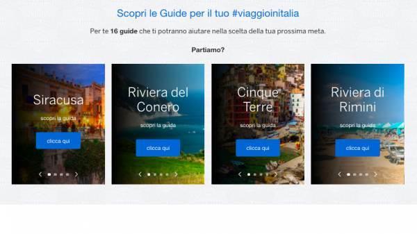"""American express lancia """"Viaggio in Italia"""", piattaforma di guide tematiche"""
