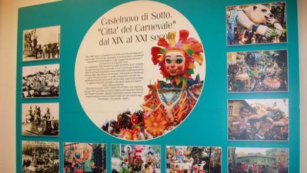 Dal Castlein al Museo della Maschera di Castelnovo di Sotto