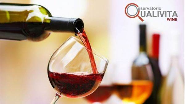 Osservatorio Qualivita Wine, valore dell'export vino ancora in crescita: +3,3%