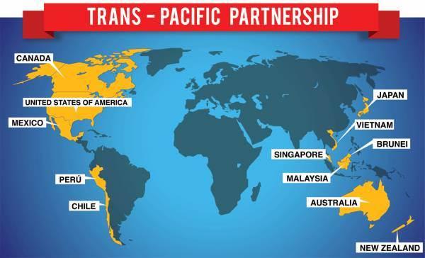 L'Australia pone condizioni per l'adesione della Cina al patto del Pacifico