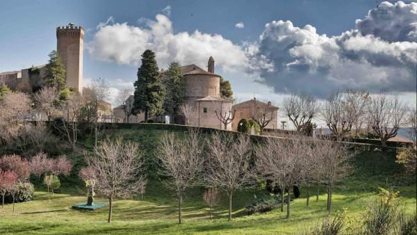In giro tra i borghi più belli d'Italia