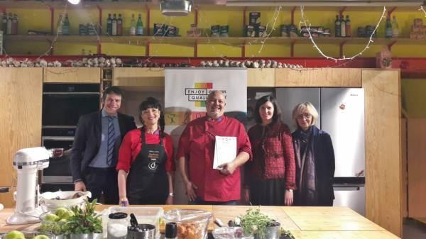 "Al via il progetto triennale ""Enjoy European Quality Food"""