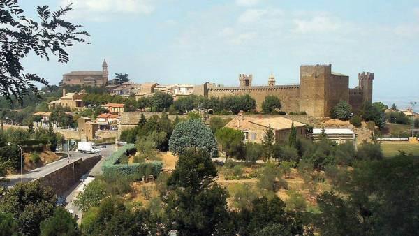 Montalcino pronta ad accogliere gli arrivi Made in Italy