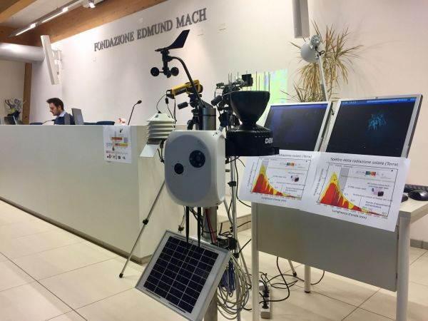 Un prototipo per monitorare lo sviluppo vegetativo e produttivo delle piante
