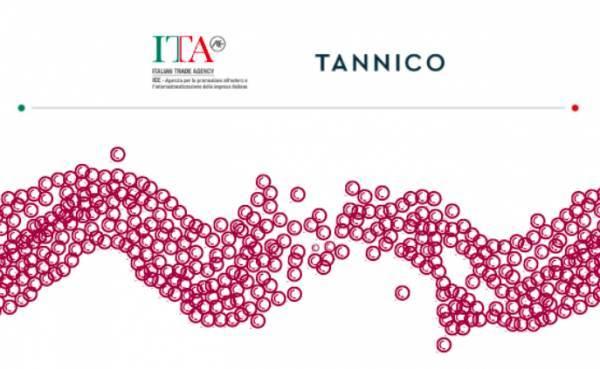 Accordo Ice-Tannico per 400 aziende del vino sul servizio Wine Platform