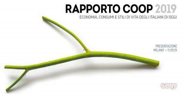 Rapporto Coop 2019: nel bicchiere degli italiani vincono le bollicine