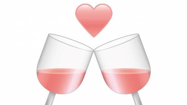 Il Chiaretto di Bardolino chiede a Unicode Consortium un'icona per il rosé