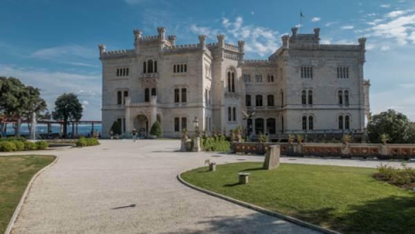Trieste, tra percorsi panoramici, castelli e borghi