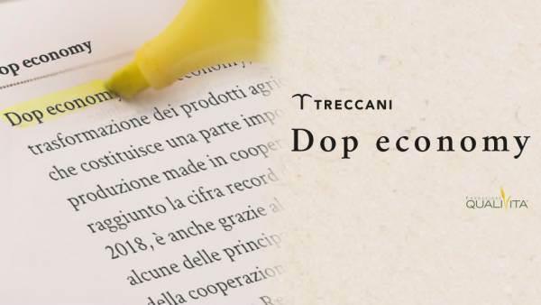 Dop economy, il termine coniato da Qualivita entra nel Vocabolario Treccani