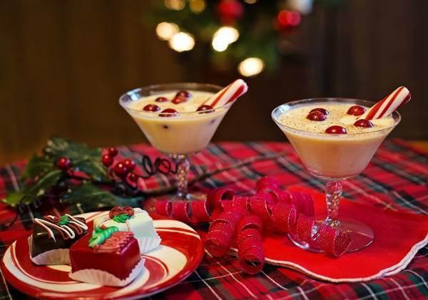 Quattro cocktail da gustare sotto l'albero