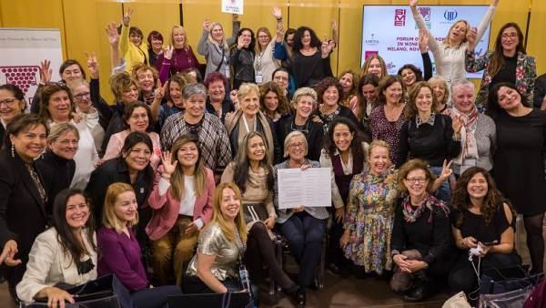 Le Donne del Vino del mondo si alleano per il rilancio dell'enoturismo nell'era post Covid