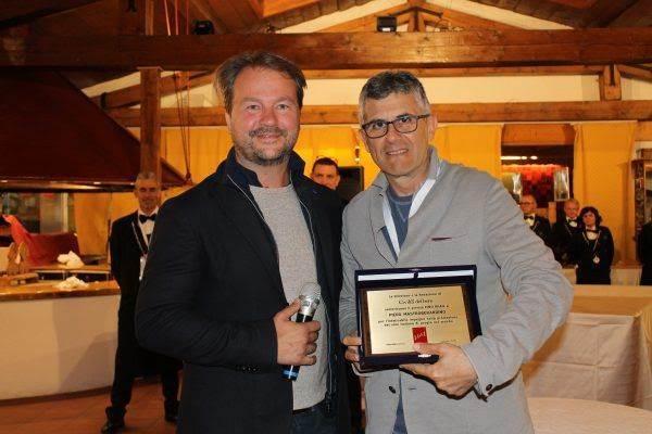 Premio Khail all'Istituto Grandi Marchi come ambasciatore del made in Italy enoico
