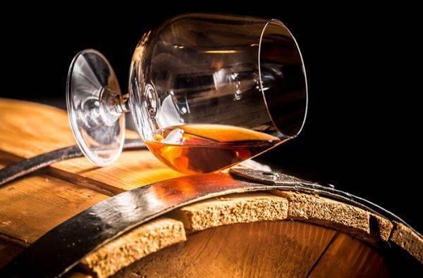 Il Cognac celebra il quinto anno consecutivo in crescita