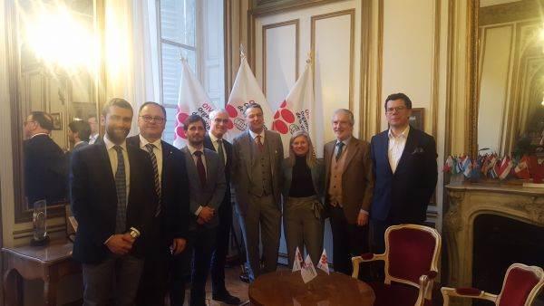 Il Comitè Vins saluta il nuovo direttore Oiv