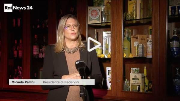 Cantine, donne e lavoro. Micaela Pallini a Rai News