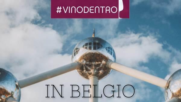 Onav, #vinodentro arriva in Belgio