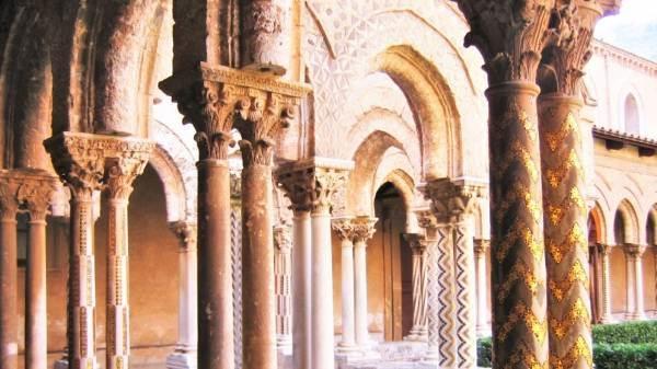 Monreale, il borgo arabo riconosciuto dall'Unesco