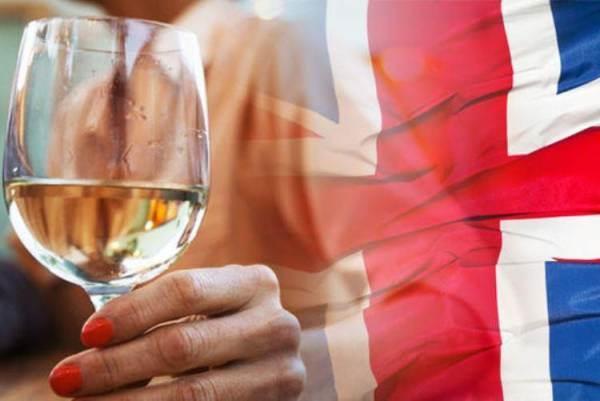 I consumatori di vino britannici non vogliono lasciare l'Europa