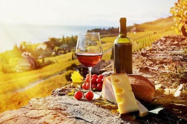 Svizzera: dimmi di che cantone sei e ti dirò quanto bevi. Come la lingua influenza il consumo di vino