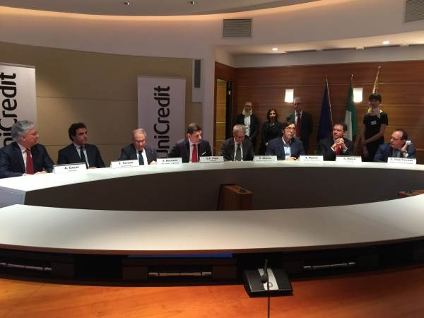 Nuova partnership con UniCredit per sostenere la crescita del vino italiano