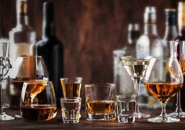Per gli spiriti made in Italy ricavi dimezzati nel 2020