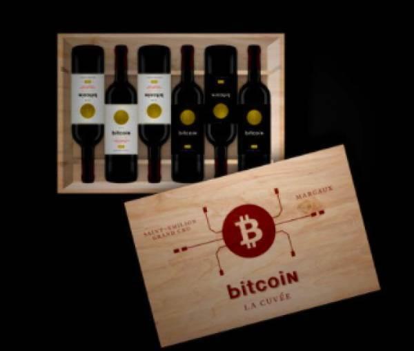 La nuova frontiera per i fine wines? La vendita in Bitcoin