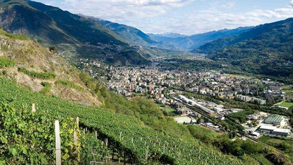 Valtellina, dalle Alpi al lago