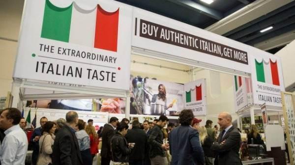 Dal palco del Fancy Food importatori Usa e produttori italiani uniti per chiedere lo stop a ulteriori dazi