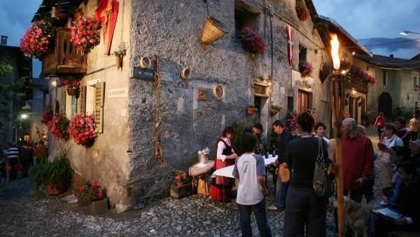 Appuntamenti con la tradizione in Valtellina