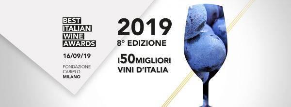 Biwa annuncia i 50 migliori vini d'Italia per il 2019