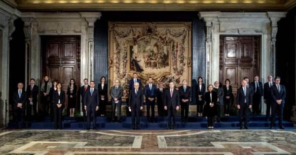 In carica il Governo Draghi, ecco i nuovi ministri