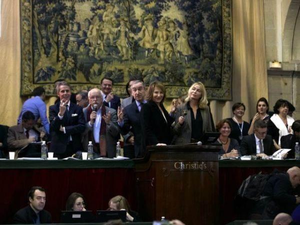 Borgogna: asta record di Christie's per l'Hospices de Beaune