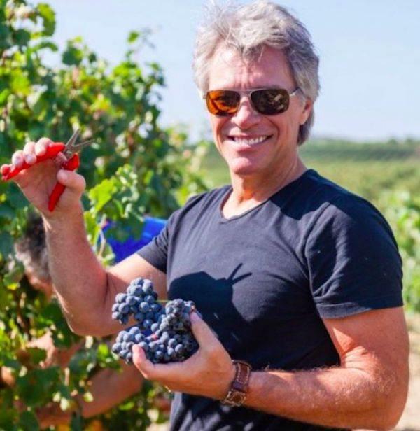Il miglior rosé del mondo? Wine Spectator non ha dubbi: è quello di Bon Jovi