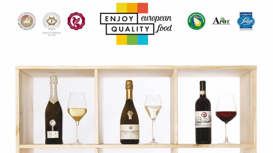 "Al via le tappe estere del progetto europeo ""Enjoy European Quality Food"""
