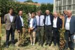 """La Sicilia del vino rende omaggio a Diego Planeta: la """"Vigna del Gallo"""" porterà il suo nome"""